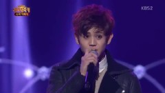 When I First Saw You (131227 KBS Gayo Daejun) - Yang Yoseob, Jeong Eun Ji