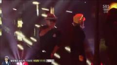 Taxi (140216 Inkigayo) - Lee Min Woo
