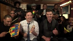 Blurred Lines - Jimmy Fallon , Robin Thicke , The Roots