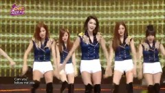 Bang (Celebration 400th Show Music Core) - After School , Kahi