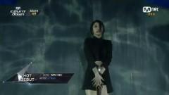 Never Ever (140522 M! Countdown) - Jiyeon