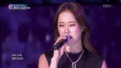 Don't Forget + My Ear's Candy (140615 LA Korea Festival) - Baek Ji Young , Taecyeon