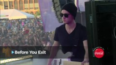 Dangerous (Live At DigiFest NYC Presented By Coca-Cola) - Before You Exit