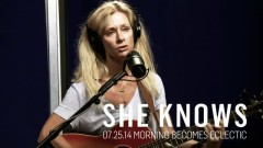 She Knows (Live On KCRW) - Shelby Lynne