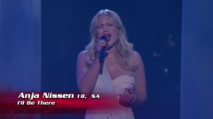 I'll Be There (The Voice Australia 2014) - Anja Nissen
