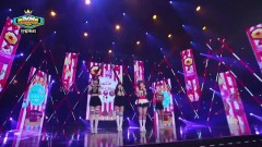Oh My God (140730 Show Champion) - Bob Girls