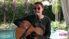Liar Liar (Exclusive Perez Hilton Acoustic) - Cris Cab