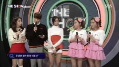 Unit Debut Interview (141029 THE SHOW) - Strawberry Milk