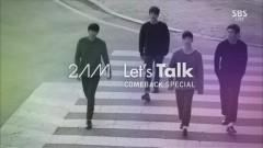 Days Like Today (141102 Inkigayo) - 2AM