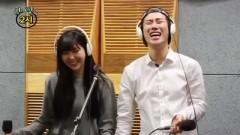 A Midnight's Summer Day (140709 KBS Radio) - San E, Raina