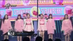 OK (141106 M! Countdown) - Strawberry Milk