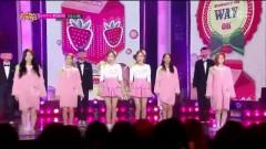 OK (141108 Music Core) - Strawberry Milk