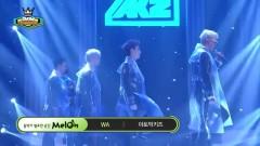 WA (141126 Show Champion) - AKZ (Atomic Kiz)
