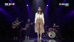 Smiling Goodbye (141216 THE SHOW) - Yang Song E