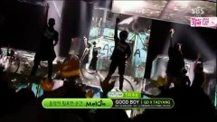 Good Boy (141214 Inkigayo) - G-Dragon, TAEYANG