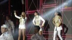 Crush & Come Back Home (2014 SBS Gayo Daejun) - 2NE1