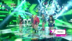 Shut Up U (150102 Music Bank) - Wa$$up