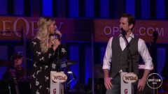 I Won't Fall In Love With You Tonight (Live At The Grand Ole Opry) - Charles Esten, Jaida Dreyer