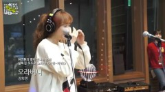 Brother (150220 MBC Radio) - Jang Hee Young