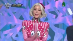 Gwiyomi Song 2 (141225 M! Countdown) - Clara