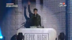 Born Hater (150128 4th Gaon Music Chart K-POP Awards) - Epik High