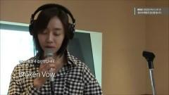 Broken Vow (150313 MBC Radio) - Sun Woo