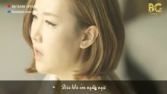 No More Us (Vietsub) - Byul
