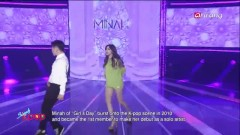 I Am A Woman Too (Ep 158 Simply Kpop) - Minah