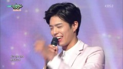 One And A Half (150501 Music Bank) - Park Bo Gum, Irene