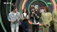 Backstage Interview (150421 The Show) - M&D