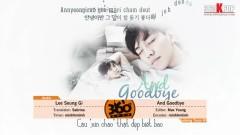 And Goodbye (Vietsub)