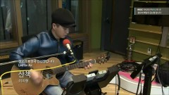 A Walk (150410 MBC Radio) - EZ Hyoung