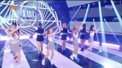 Cupid (150620 Music Core) - KARA