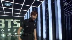 DOPE (150628 Inkigayo) - BTS (Bangtan Boys)