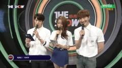 Please (150707 The Show) - Sung Eun