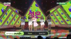 Please (150708 Show Champion) - Sung Eun