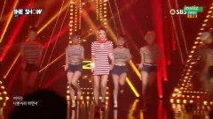 I Can Picture It (150714 The Show) - Chae Yeon