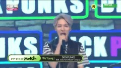 We Young (150722 Show Champion) - Dick Punks