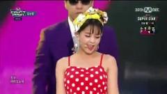 Dance Music (150827 M! Countdown) - Kim So Jung