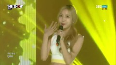 The Star Of Stars (150901 The Show) - FLASHE