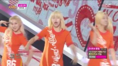 My Oh My (150829 Music Core)