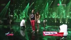 Cross The Line (Ep 177 Simply Kpop) - Kim Hyung Jun
