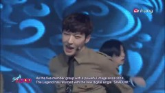 Shadow (Ep 179 Simply Kpop) - The Legend