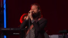 The Night Josh Tillman Came To Our Apt. (Jimmy Kimmel Live) - Father John Misty