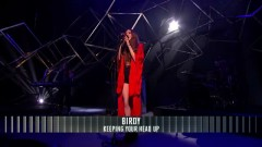 Keeping Your Head Up (Live) - Birdy