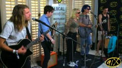 Shark Attack (Live At 91X) - Grouplove