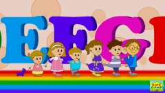 ABC Song - ABC Alphabet Song - Learning ABC for Children - KidsCamp