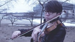 Let It Go (Violin Cover) (Frozen OST) - Jun Sung Ahn