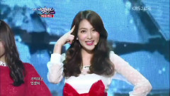 Carol Medley & White (121221 Music Bank Year-End Special)