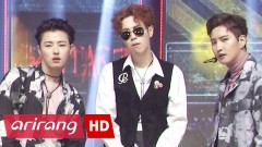 Make It Rain (161111 Simply K-pop) - BASTARZ